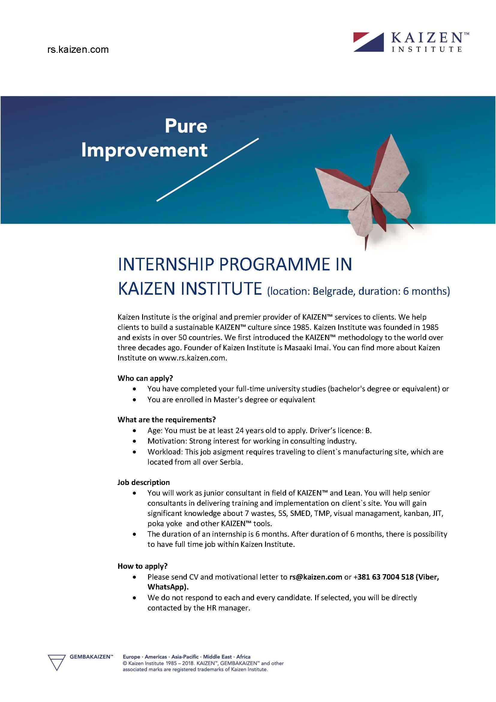 2019-01-13 KAIZEN internship (1)