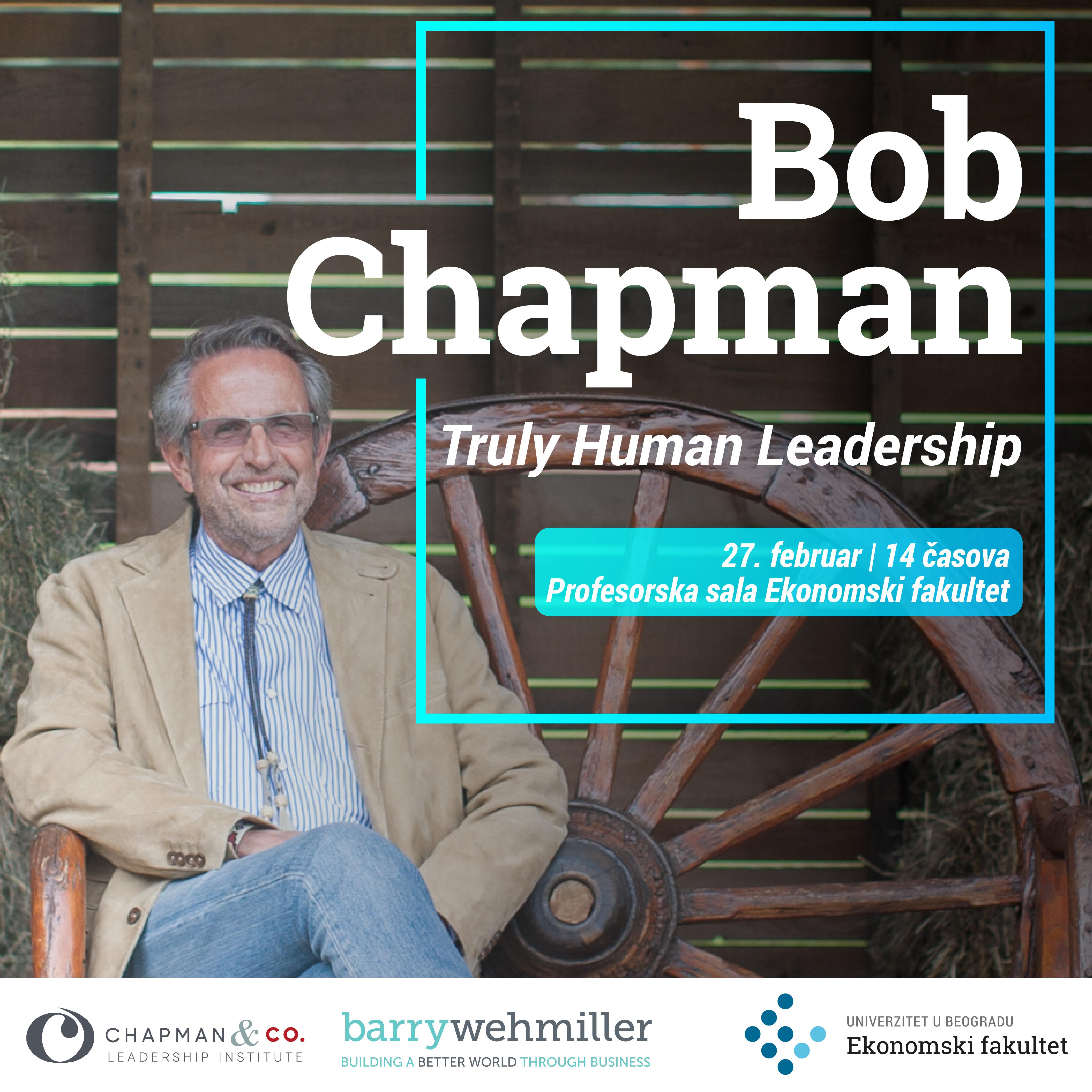 Bob Chapman, Preview 24.02-01