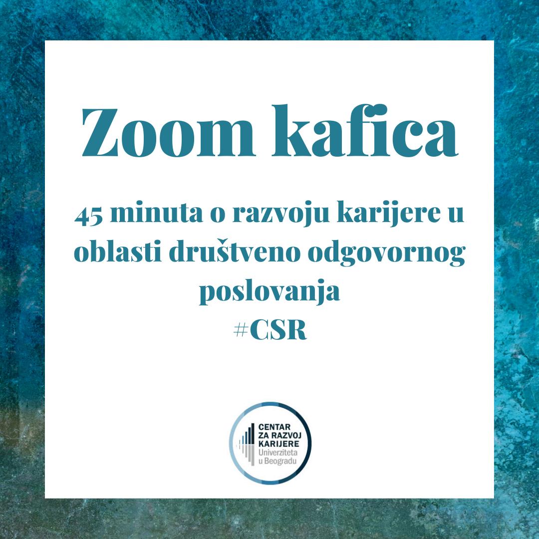 Zoom kafica