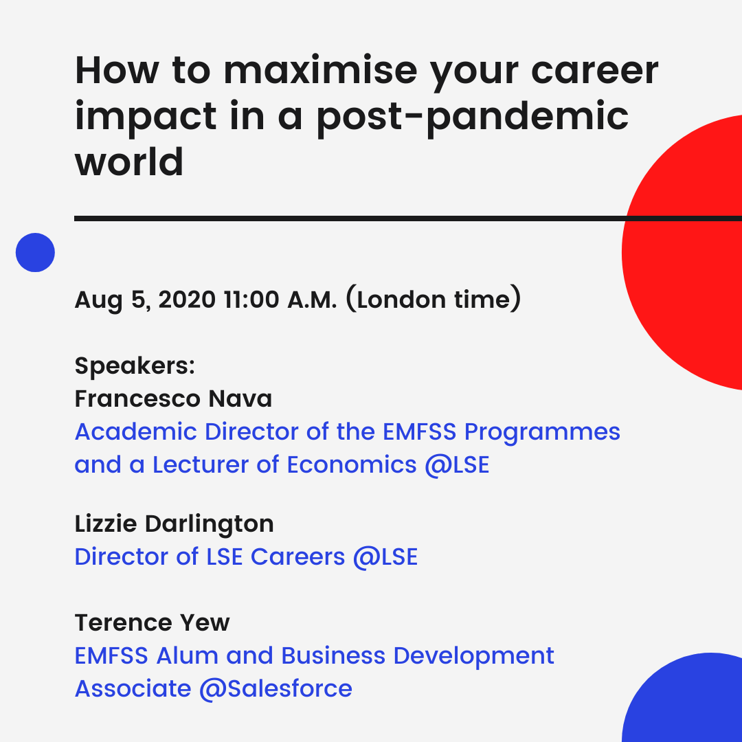 How to maximise your career impact in a post-pandemic world (1)
