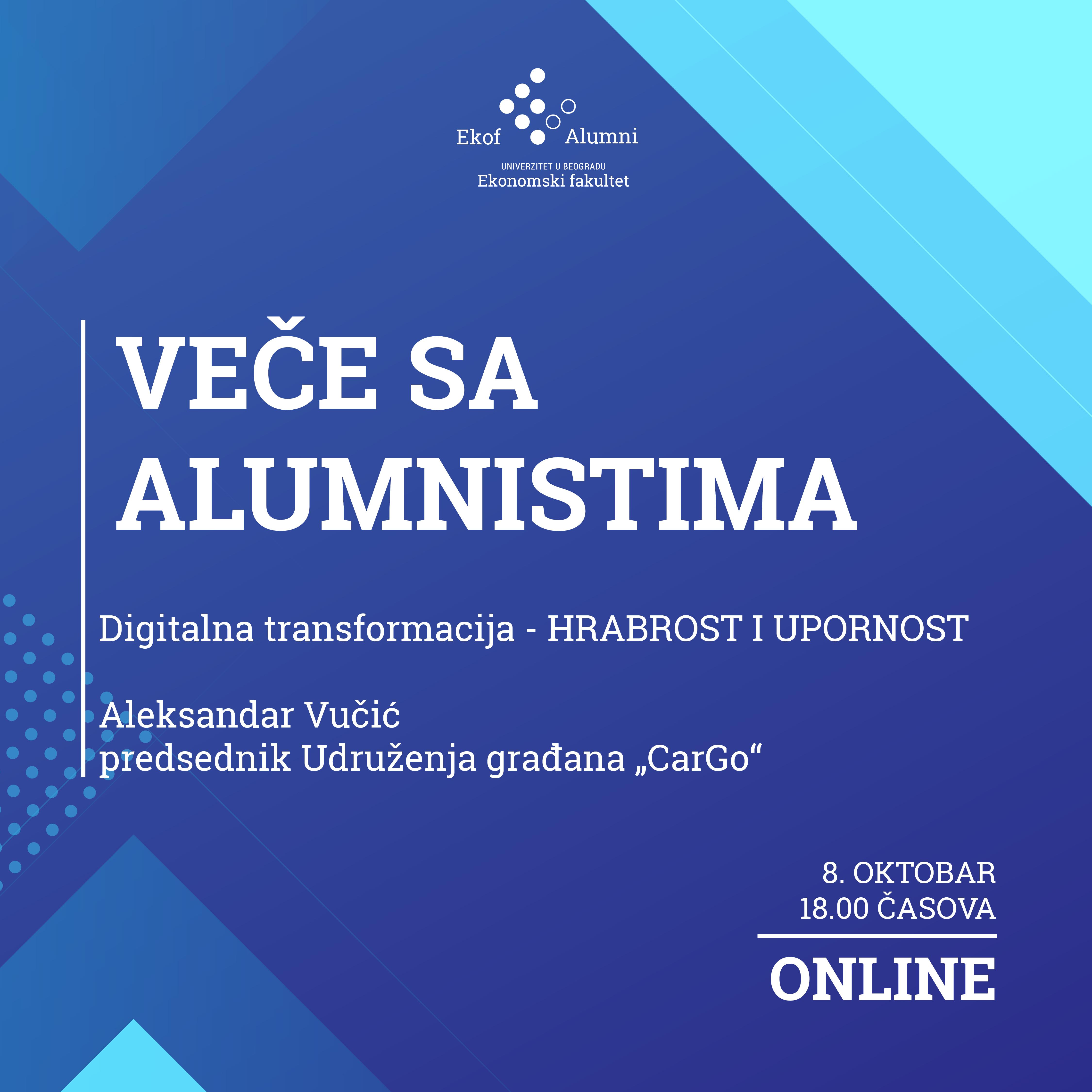 Veče sa alumnistima oktobar-01